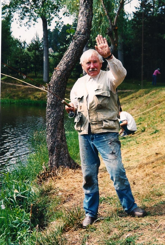 Le pêcheur à la truite -1999-