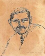 Kawun par Rezvani, dessin -1950-