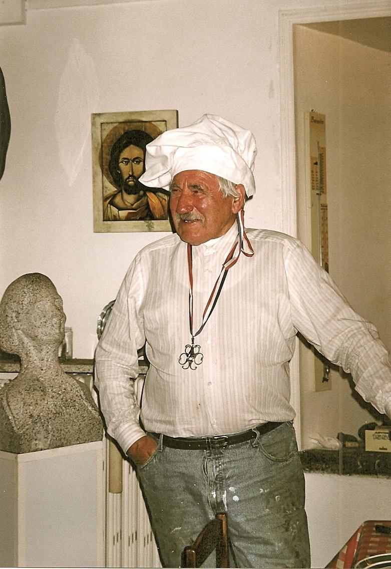 L'hôte et le cuisinier -1999-